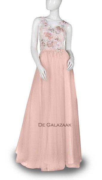 Zalm roze galajurk   3708