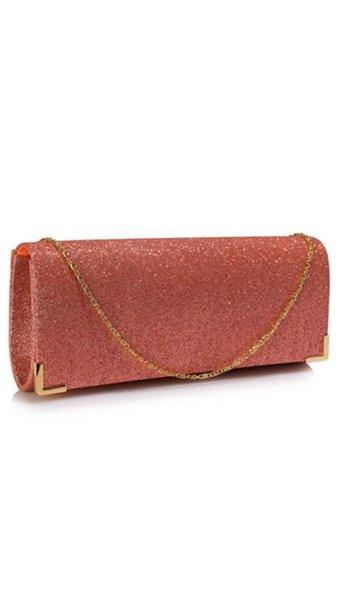 Roze clutch 3824