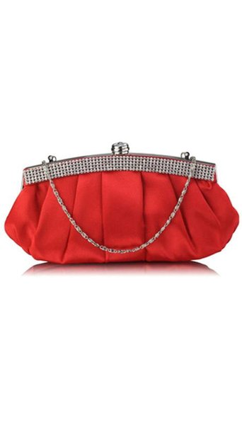 Clutch rood 3839