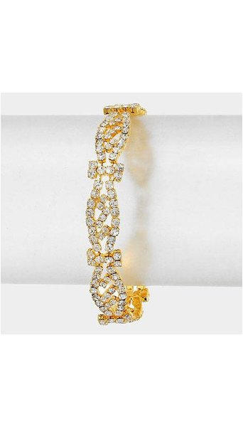 Gouden armband   3890