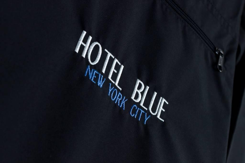 Hotel Blue NYC Hotel Blue NYC | Windbreaker Black