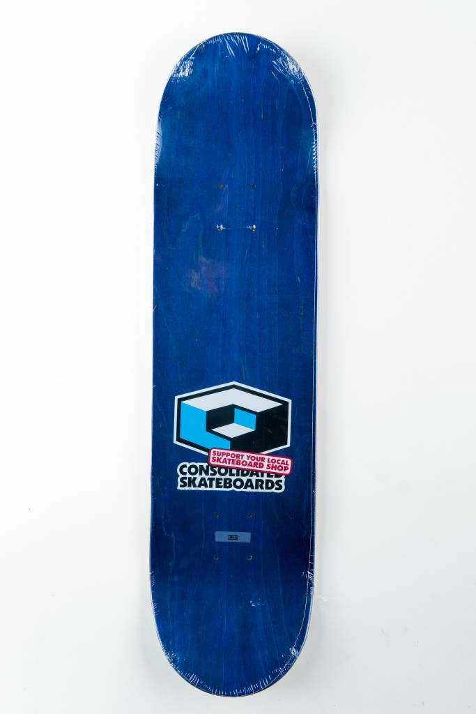 Consolidated Skateboards Consolidated Skateboards | Rasta Lion 8.25