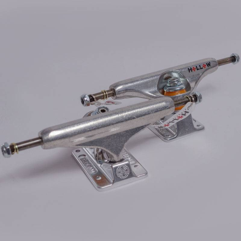 Independent Trucks Co. Independent Trucks | Forged Hollow II Silver Trucks