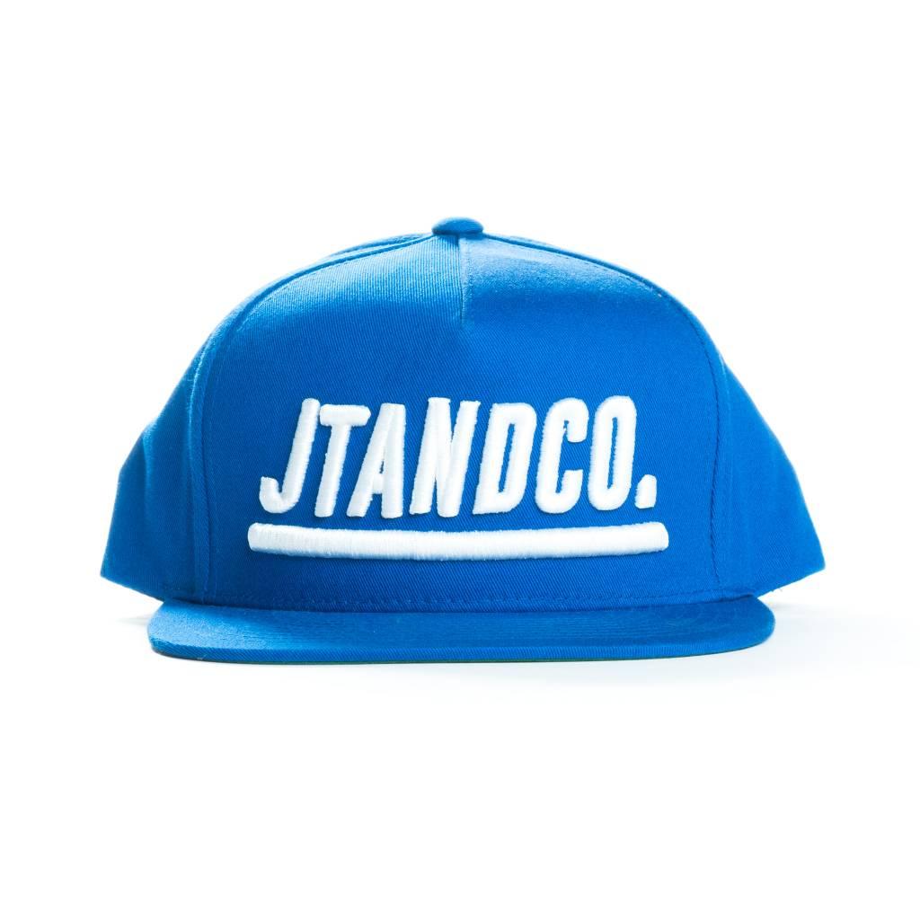 JT & CO JT&CO | Snapback - Royal Blue