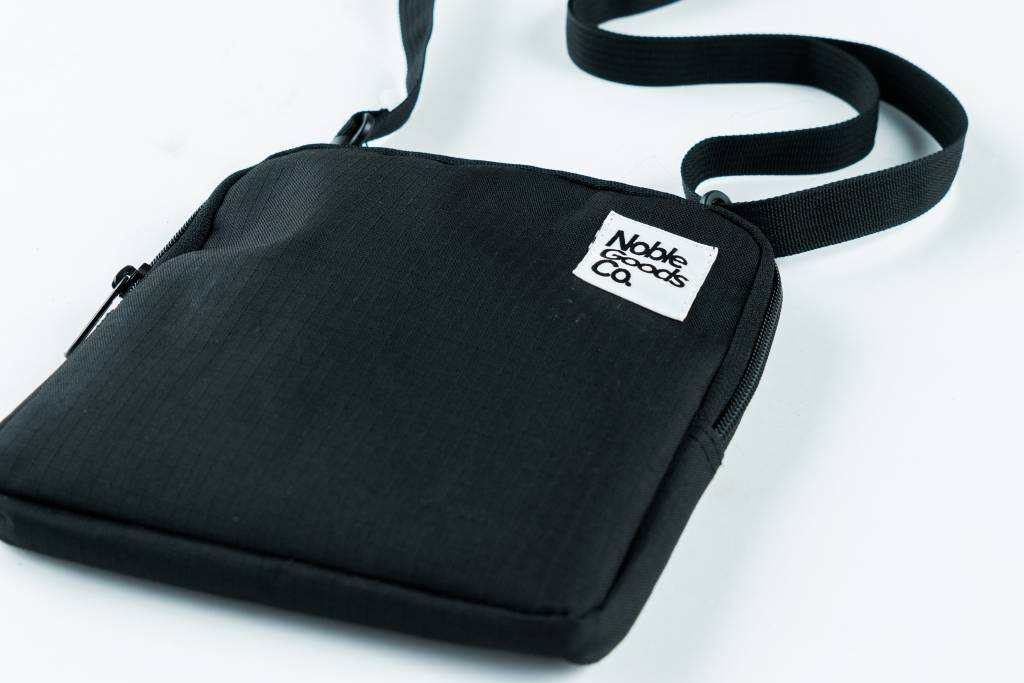 Noble Goods Co. Noble | Utility Pouch - Black