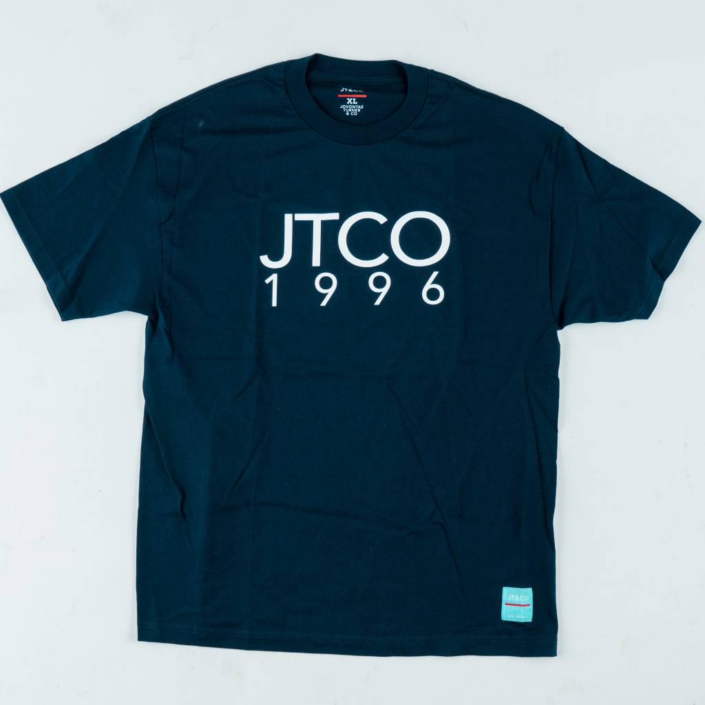 JT & CO JT&CO   1996 Tee - Navy