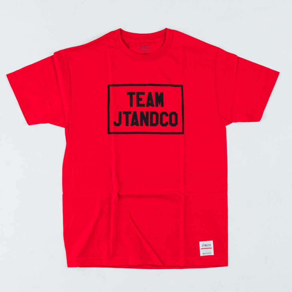 JT & CO JT&CO | Team Tee - Red
