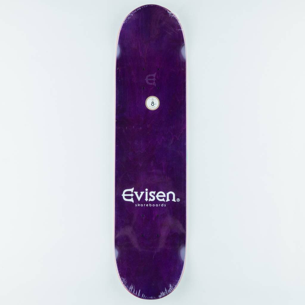Evisen Skateboards Evisen Skateboards | Hyakka Chemical 8.0