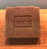 Pilzpaket Kaffeesatz Seife mit Tonerde und Patchouli
