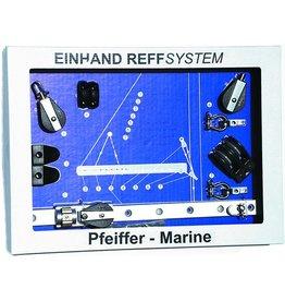 Pfeiffer Einleinen-Reff-System