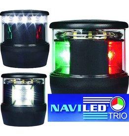 Hellamarine Pos.-leuchte Naviled Trio