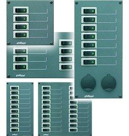 Philippi Sicherungspaneel Typ STV