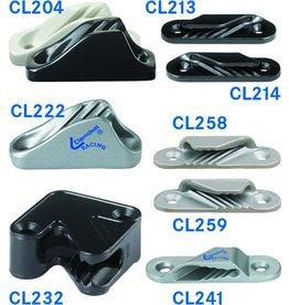 Clamcleat Klemme für Seile (bis 6 mm)