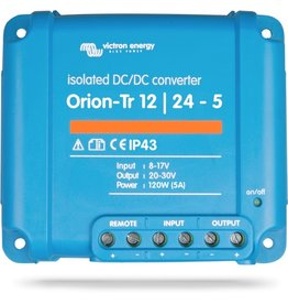 Victron Energy Orion-Tr DC-DC Converter isoliert
