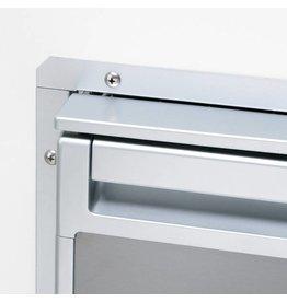 WAECO Kühlschrank CoolMatic CR-50 Chrom Einbaurahmen