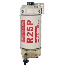 Racor Filter Racor Spin-On Filter mit Wasserseparatoren und Klarsichtbehälter 170L