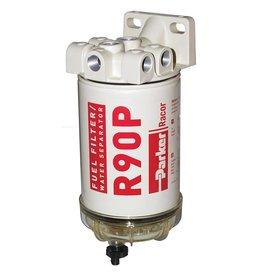 Racor Filter Racor Spin-On Filter mit Wasserseparatoren und Klarsichtbehälter 340L