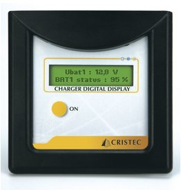 Cristec Cristec Touch Screen Panel für CPS3 Ladegeräte