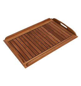 EUDE Teak Tablett 58x38cm Deck-Design