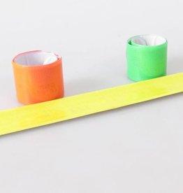 Bracelet claque - Fluo  par 24 pcs