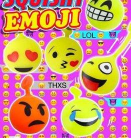 Squishy emoji per 12 stuks