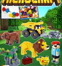 Microcraft par 24 pièces