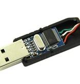 USB naar TTL seriële kabel