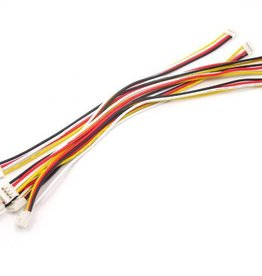 Universele 4pins kabel (5 st.) 20cm