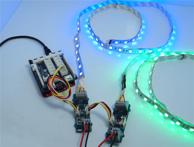 Grove led strip driver sodaq features mozeypictures Images