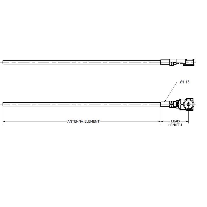 Anaren 915MHz antenna