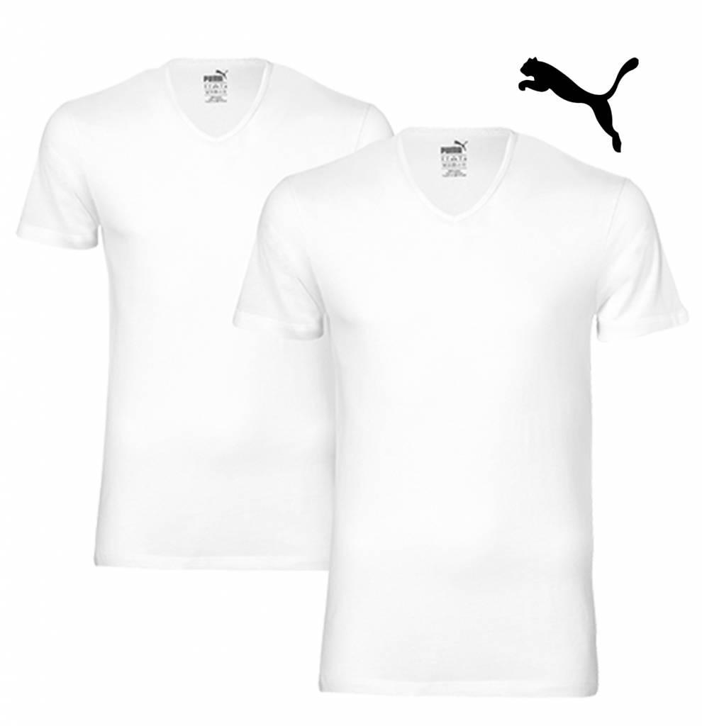 T-shirt Duopack V-hals Puma