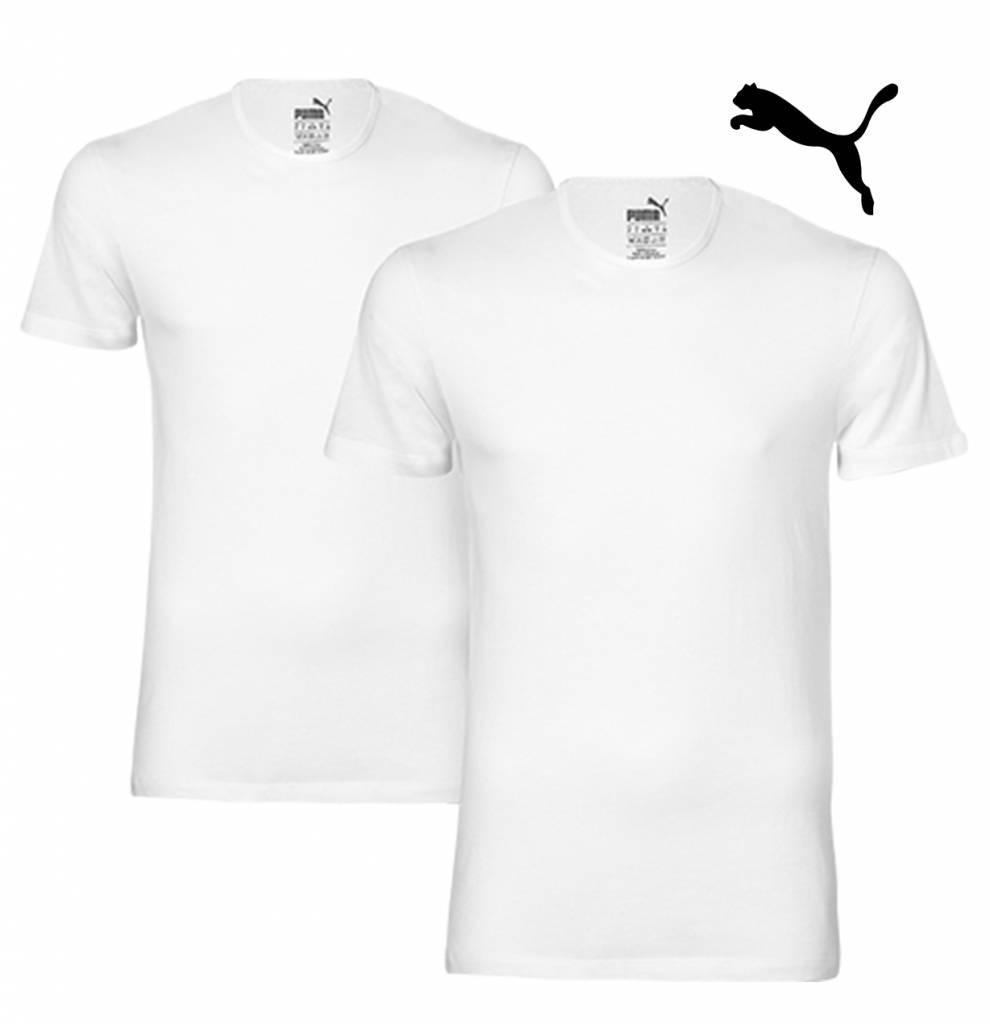 T-shirt Duopack ronde hals Puma