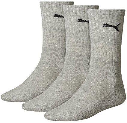 Puma sokken 3-pack Grijs