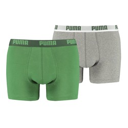 Puma Boxershorts 2-pack Groen 075