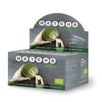 Matcha Sticks pur Bio à 1 gr
