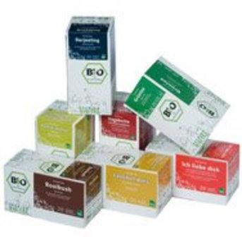 Bio-Beuteltee Rooibusch,coffeinfrei DE-001-Öko Kst