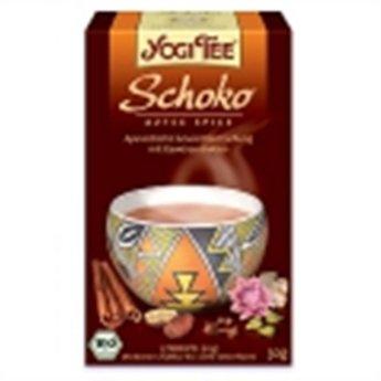 Schoko Mischung, Yogi