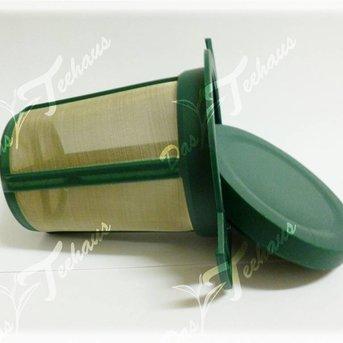 Teeli - Teefilter, klein, grün