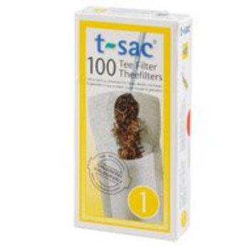 t-sac Papierfilter t-sac, Tassenfilter Gr. 1