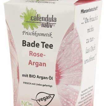 calena Bio Badetee Rose-Argan, vegan