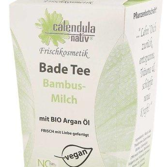 calena Bio Badetee Bambus-Milch, vegan