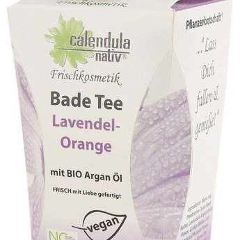 calena Bio Badetee Lavendel-Orange, vegan