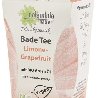 calena Bio Badetee Limone-Grapefruit, vegan