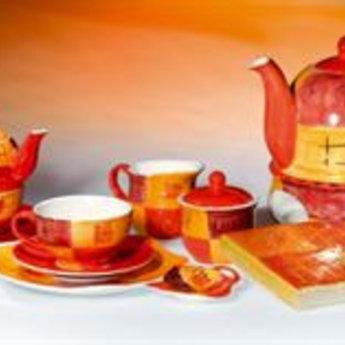 Serie Patricia Keramik Milch und Zucker