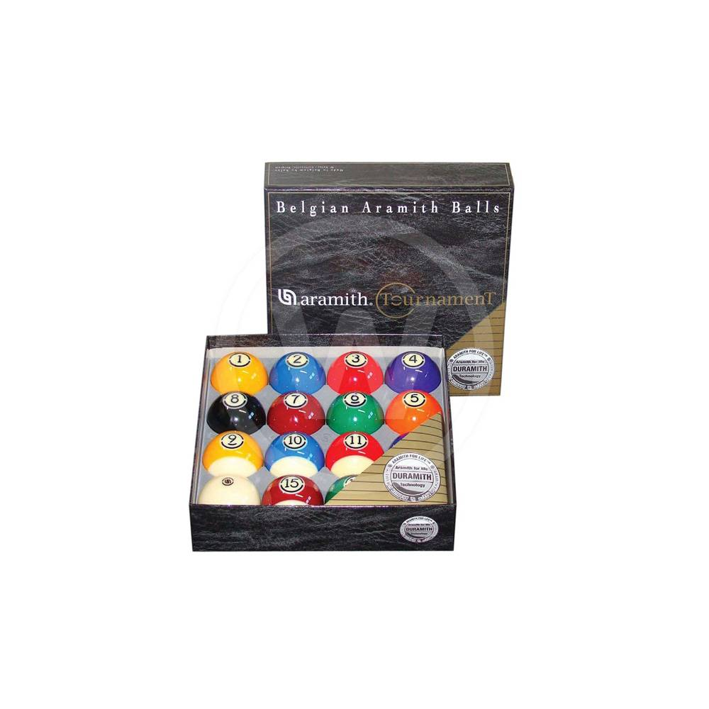 Aramith Pool ballen Aramith US Tournament (57,2 mm)