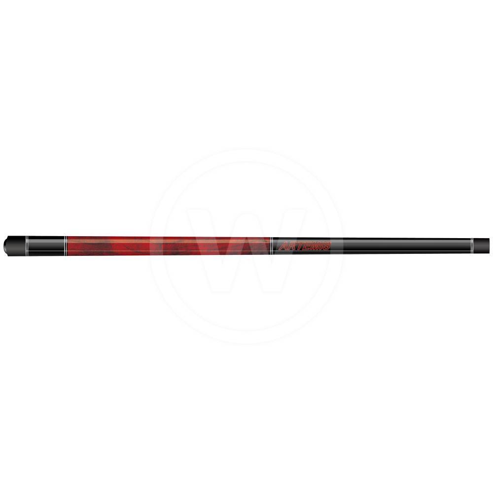 Artemis Artemis Mister 100 Black/Red Handle