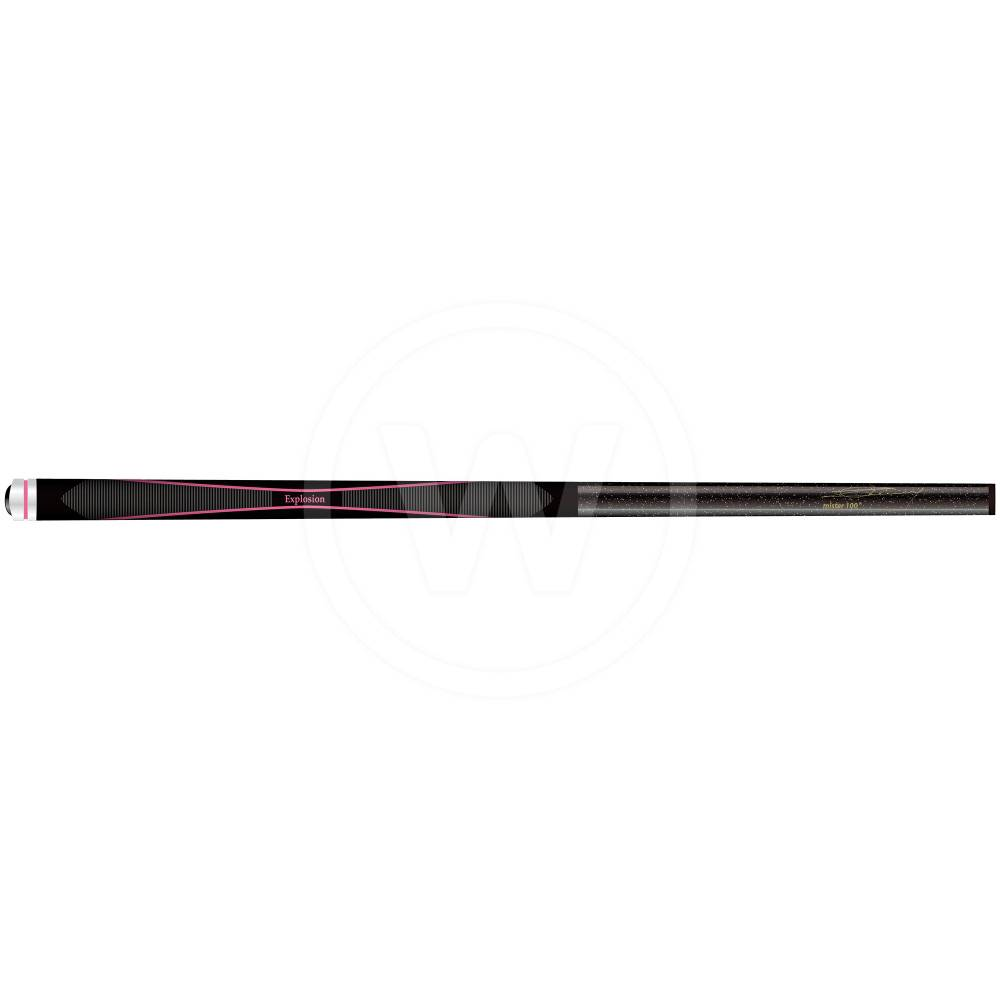 Artemis Artemis Mister 100 NANO Black/ Pink