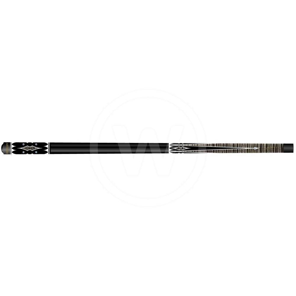 Artemis Artemis Mister 100 Curly Maple Grey/Black