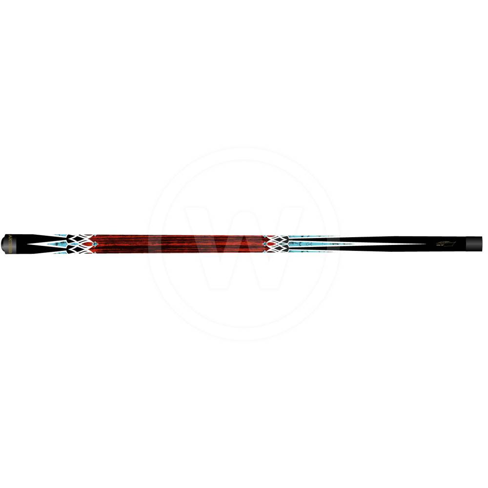 Artemis Artemis Mister 100 Redwood/Blue Prongs