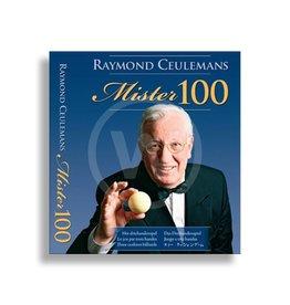 Raymond Ceulemans Boek Mister 100, Raymond Ceulemans (Beperkte oplage - gesigneerde editie)